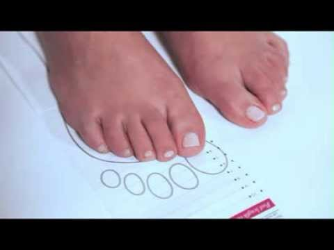 Foot measuring guide | shoe size guide | simply be