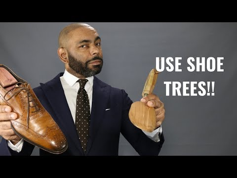 How and why you should use shoe trees