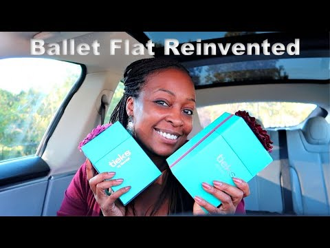 $265 ballet flats!!!   tieks review ~ how do shoes hold up over time?